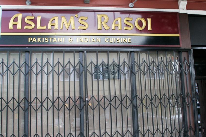 Aslam's Rasoi - San Francisco, CA