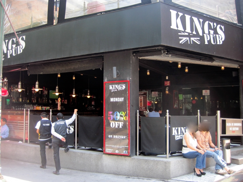 kings casino mexico city