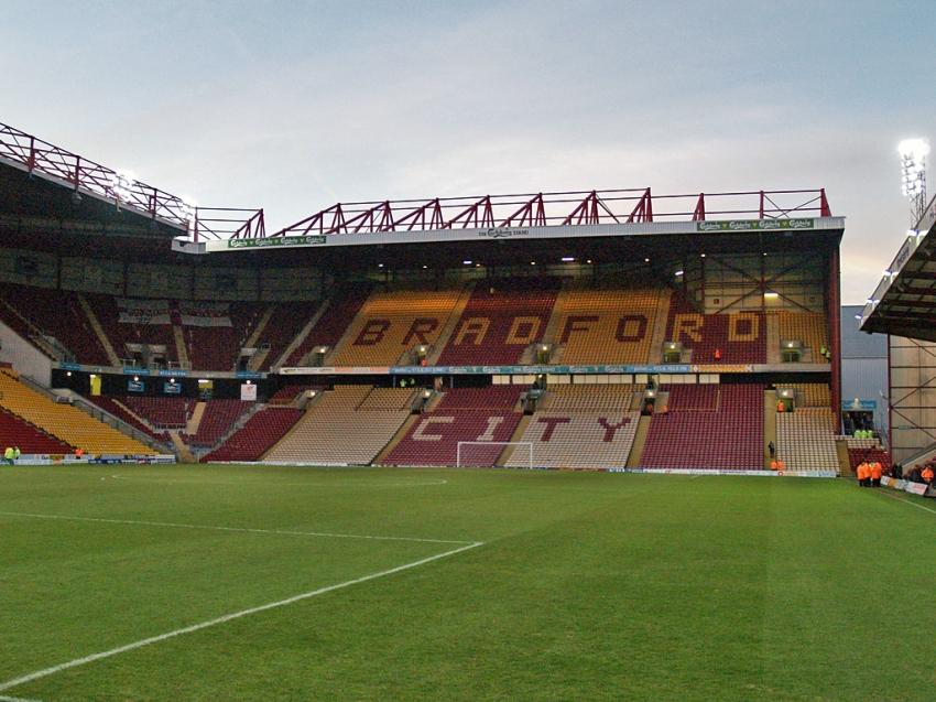 Coral Windows Stadium Bradford Cityseeker