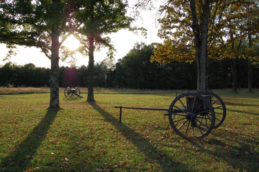 Stones River Natl Battlefield - Murfreesboro, TN
