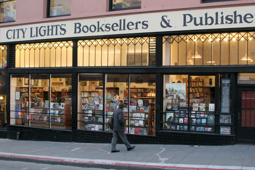 City Lights Bookstore - San Francisco, CA