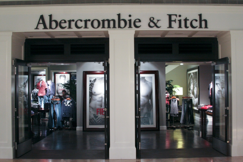 Abercrombie & Fitch - San Francisco, CA