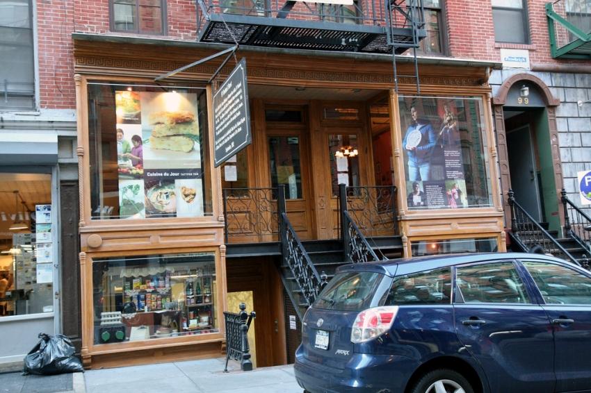 Restaurants Near Tenement Museum