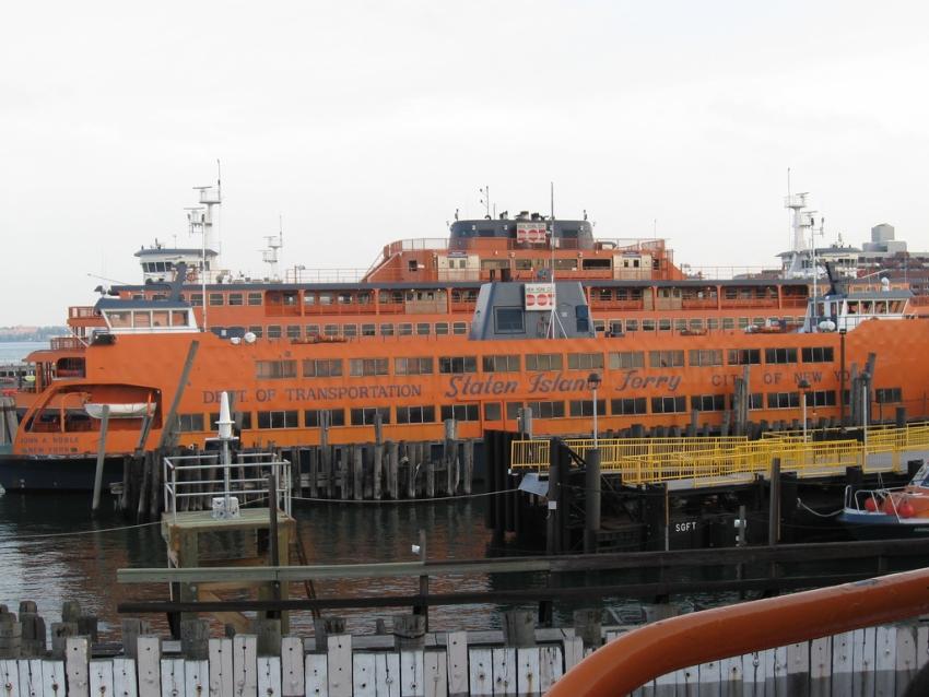 Staten Island Ferry Tourist Fare