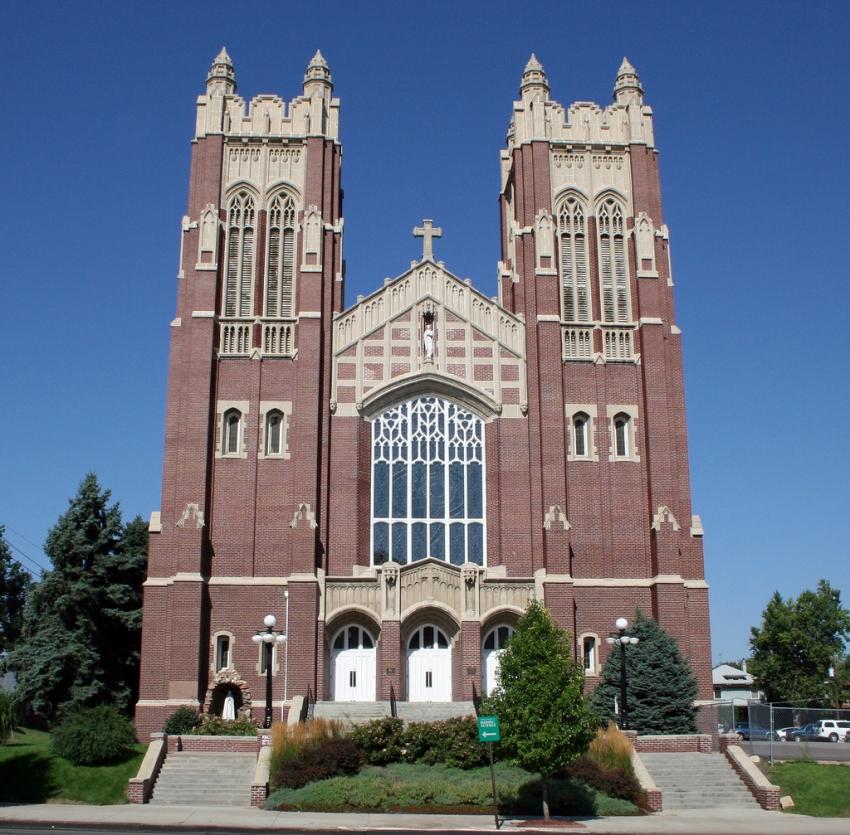 St Ignatius Loyola Catholic - Denver, CO