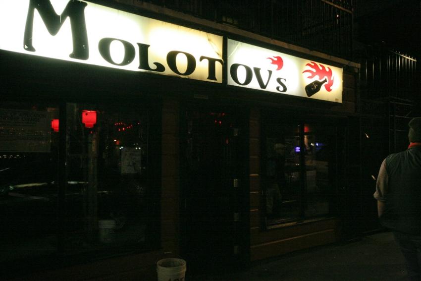 Molotov's - San Francisco, CA