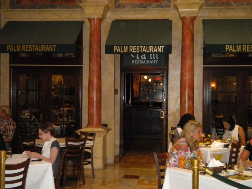 Palm Restaurant - Las Vegas, NV