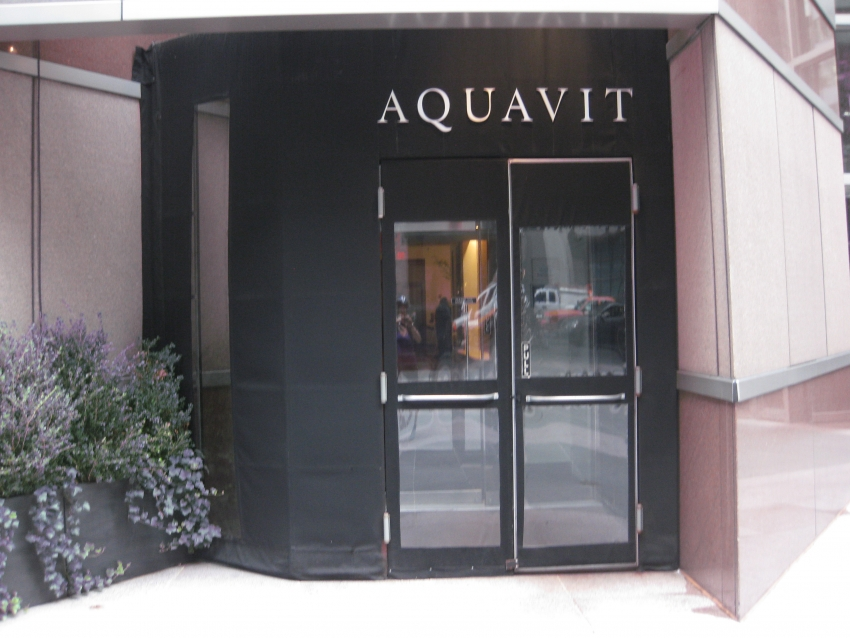 Aquavit - New York, NY
