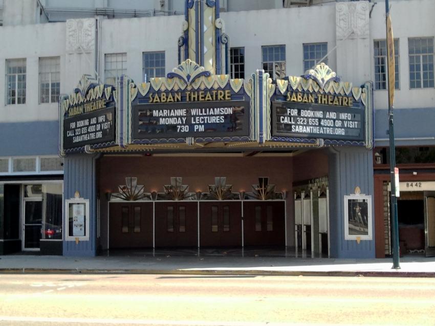 Hotels Near Saban Theater Beverly Hills