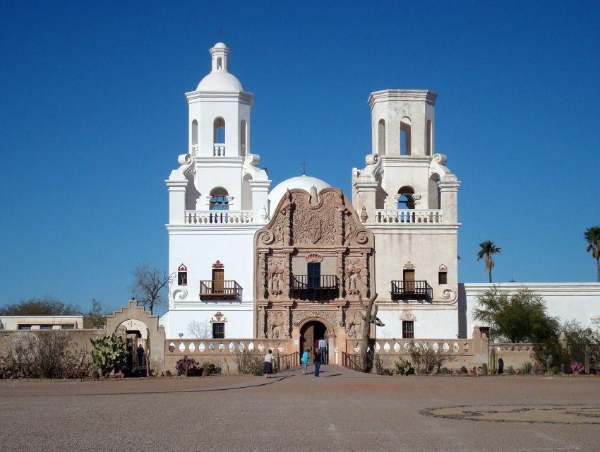 San Xavier Del Bac Mission - Tucson, AZ