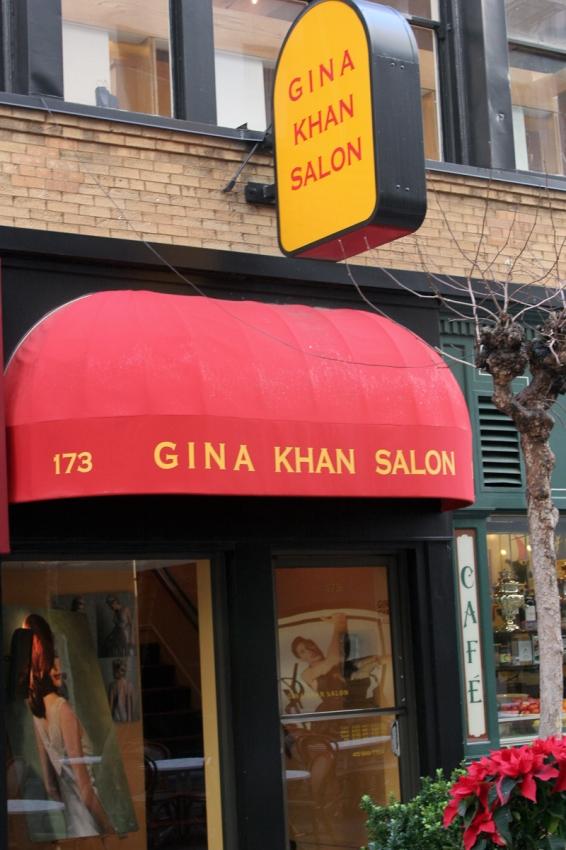 Gina khan salon san francisco cityseeker for 111 maiden lane salon