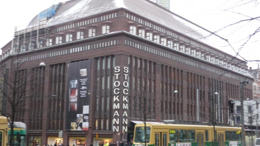 Stockmann Helsinki Laukut : Stockmann helsinki cityseeker