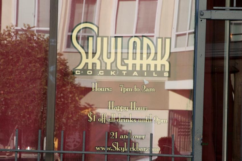 Skylark - San Francisco, CA