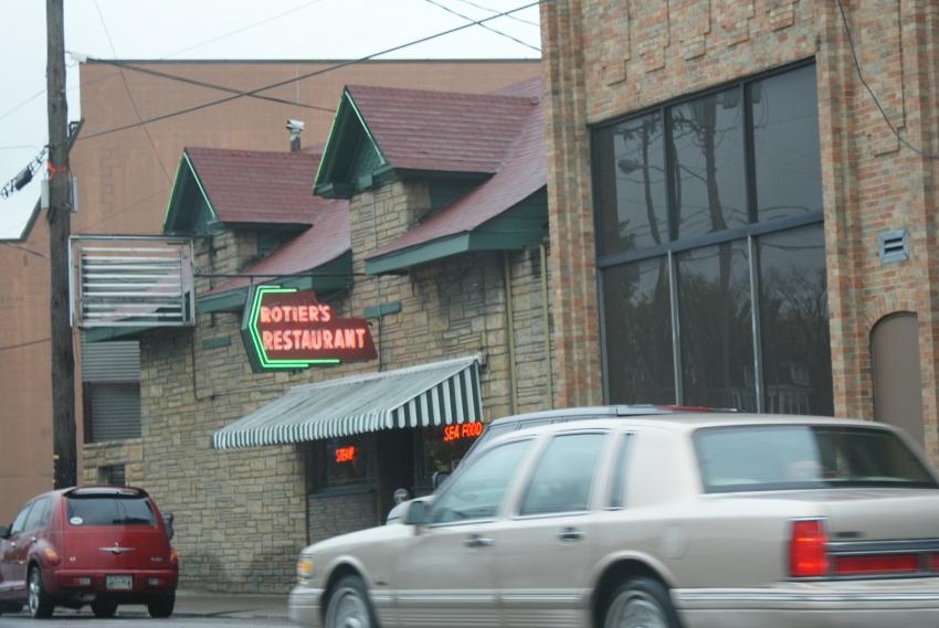 Rotier's Restaurant - Nashville, TN