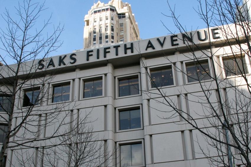 Saks Fifth Avenue - San Francisco, CA
