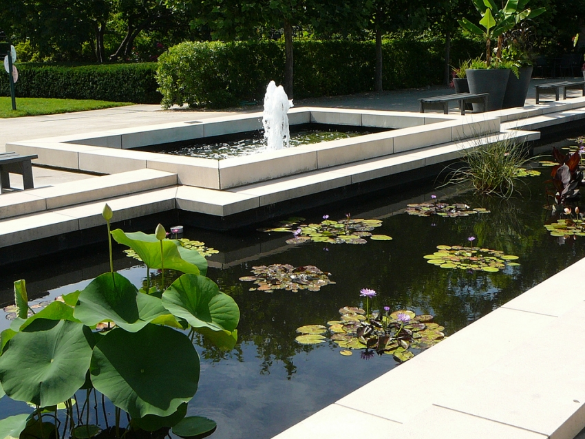 Cleveland Botanical Garden Cleveland Oh