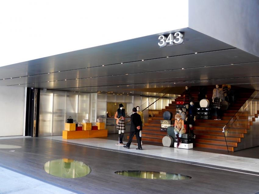 Prada Epicenter Los Angeles Cityseeker