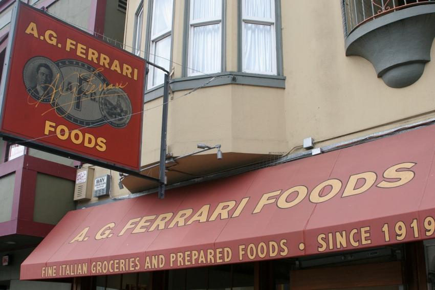A G Ferrari Foods - San Francisco, CA