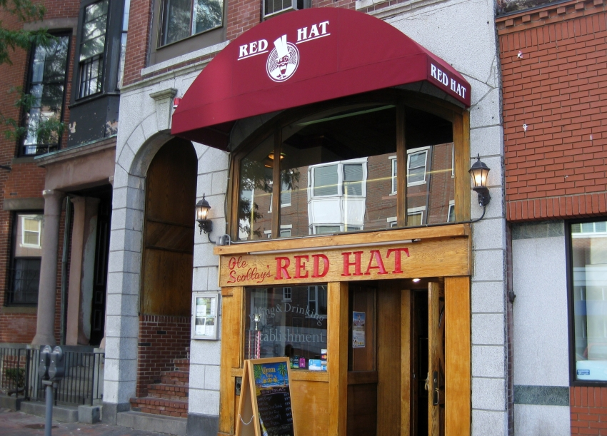 Red Hat Cafe - Boston, MA