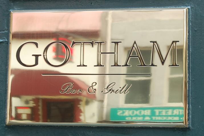 Gotham Bar & Grill - New York, NY