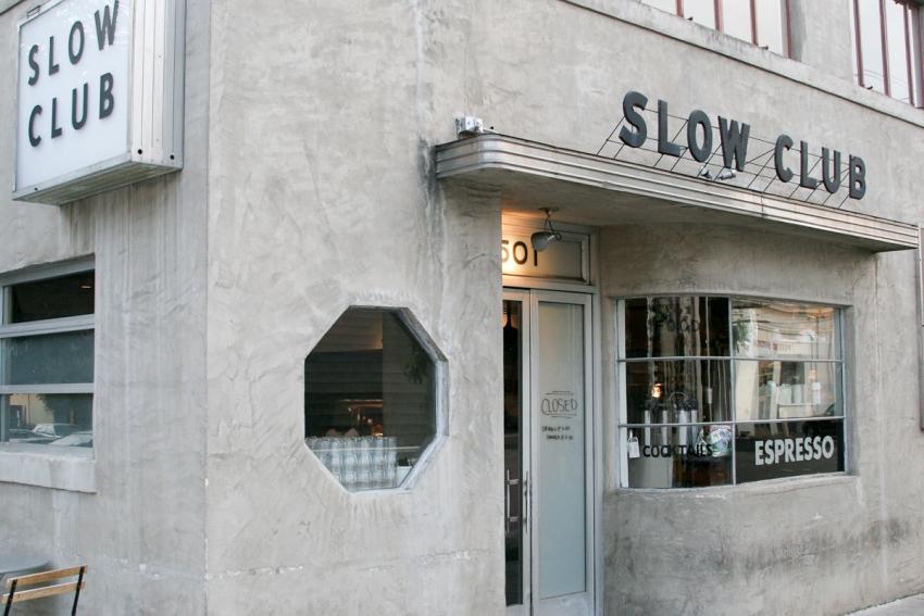 Slow Club - San Francisco, CA