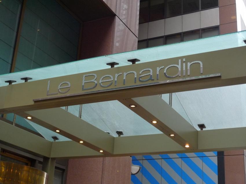 Le Bernardin - New York, NY